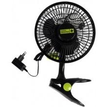Вентилятор на клипсе CLIP FAN 15 см/5 Вт