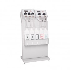 Система контроля и поддержания уровня pH, EC