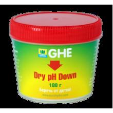 pH Down сухой GHE 100гр