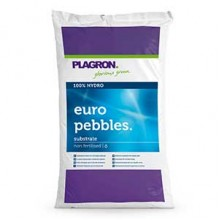 керамзит Plagron Euro Pebbles субстрат для гидропоники 10 л